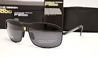 Мужские солнцезащитные очки Porsche Design 8993 черный цвет, фото 1