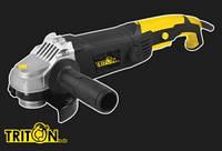 Болгарка Triton-tools УШМ 125-1150 c регулятором