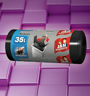 Мешки для мусора JAN-WOR-HD35