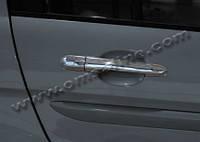 Хром накладки на Hyundai Accent 2006 накладки на ручки Нержавеющая сталь