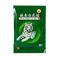 Пластырь Зеленый тигр от болей в суставах