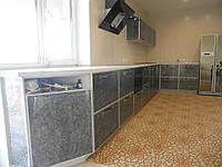 Кухня пластик глянец, фото 1