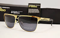 Мужские солнцезащитные очки Porsche Design 8529 золото