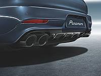 Задняя нижняя часть кузова Sport Design   Porsche Panamera