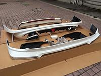 Комплект обвеса для Toyota Land Cruiser 200 2012-2016