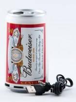 Портативная колонка банка Budweiser с MP3 и FM, фото 2