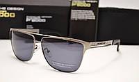 Мужские солнцезащитные очки Porsche Design 8529 серый, фото 1