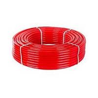 Металлопластиковая труба 16 для тёплого пола красная
