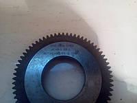 Долбяк дисковый М 1,5  z68 d20 град  P6М5 дел. диаметр 100, фото 1