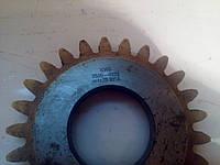 Долбяк дисковый М 4 z25 20 град.  P6М5 дел. диаметр 100, фото 1