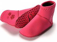 Неопреновые носки для бассейна и пляжа Konfidence Paddler, Цвет: красный, 12/24 мес (NS06-12/24m) (NS06LC)