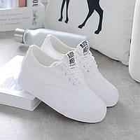 Кроссовки женские белые, фото 1