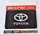 Автомобильный антискользящий коврик Toyota , фото 2