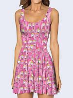 Платье Принцесса Бубльгум