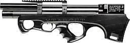 Винтовка пневматическая Raptor 3 Compact, 4,5 мм ц:черный