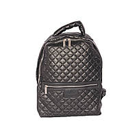Модный школьный рюкзак чёрного цвета