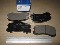 Колодка тормозная Mitsubishi Lancer (производство Sangsin brake ), код запчасти: SP1255