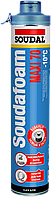 Пена монтажная зимняя 870мл Soudafoam MAXI 70 Click