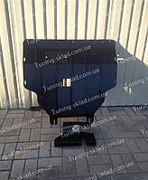 Защита двигателя Опель Виваро (стальная защита поддона картера Opel Vivaro)