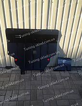 Захист двигуна Рено Трафік (сталева захист піддону картера Renault Trafic)