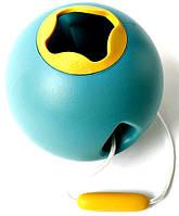 """Сферическое ведро """"BALLO"""" (цвет зеленый+желтый) (170105)"""