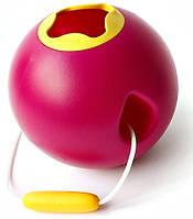 """Сферическое ведро """"BALLO"""" (цвет розовый+желтый) (170112)"""