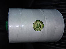 Нитки мешкозашивочные 12/4 полиэстер, бабина 2,045кг, фото 3