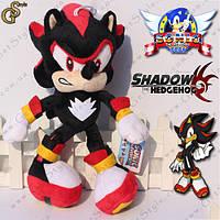 """Плюшевая игрушка Ёж Шэдоу - """"Shadow the Hedgehog"""" - 27 см."""