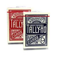Карты Tally-Ho (Original Fan Back)
