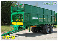 МТУ-20 Машина для внесения твердых органических удобрений