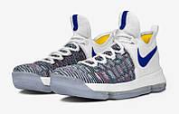 Мужские баскетбольные кроссовки Nike KD 9  (Warriors Color), фото 1