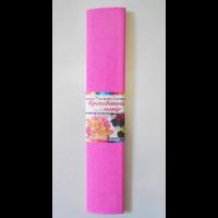 Мицар Папір крепований, рожевий №11 500*2000мм