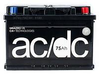 Аккумулятор Magic AC/DC 75Ah ✔ пусковой ток 540A