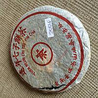 Черный чай Пуэр Чанг Рэй 2004 г.