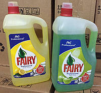 Средство для мытья посуды Fairy professional 5 л