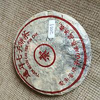 Черный чай Пуэр Чанг Рэй 2009 г.