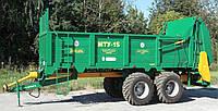 МТУ-15 Машина для внесения твердых органических удобрений
