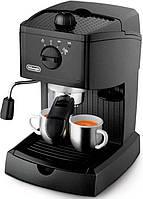 Кофеварка DELONGHI EC 146.B Black (0132104136)