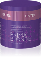 Срібляста маска для холодних відтінків блонд Estel Prima Blonde