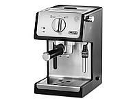 Кофеварка DELONGHI ECP 35.31 BK STELL (0132104159)