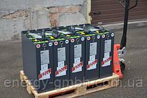 Тяговые батареи FAAM модель 2PzS250, 24V для электротележек Jungheinrich EJE 116. Склады АТБ Маркет.