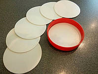 Уплотнительные  вкладыши от протекания в крышку.