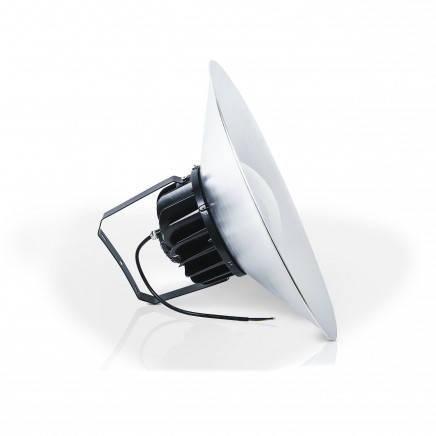 Купольный LED светильник 100W 6400K 10000lm IP65 с рассеивателем 120°