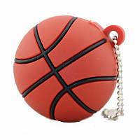 Флешка Мяч баскетольный 4 Гб, 8 Гб, 16 Гб, 32 ГБ