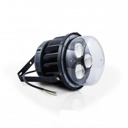 Купольный LED светильник 120W 6400K 12000lm IP65
