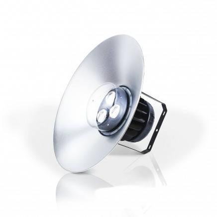 Купольный LED светильник 120W 6400K 12000lm IP65 с рассеивателем 120°