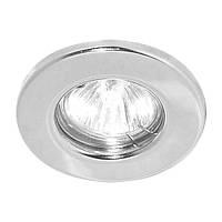Точечный светильник Feron DL10 MR16 Серебро