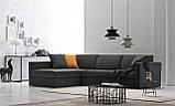 Раскладной диван ARGO с матрасом 160 см фабрика Alberta (Италия) , фото 4