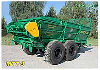 МТТ-9 Машина для внесения твердых органических удобрений