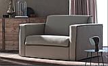 Раскладной диван ARGO с матрасом 160 см фабрика Alberta (Италия) , фото 7